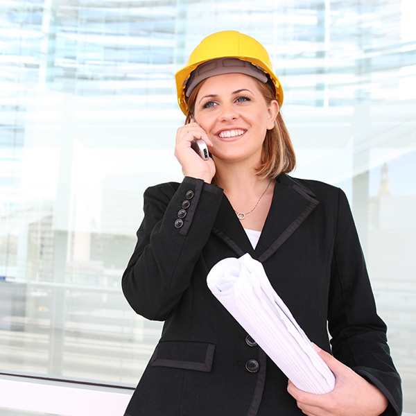 Professional Women in Building